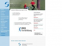 kvjs.de Webseite Vorschau