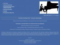 klavier-spielen.info Webseite Vorschau