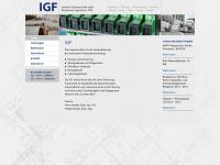 Igf-bi.de