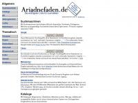 ariadnefaden.de