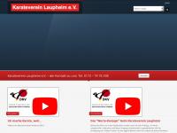 karateverein-laupheim.de