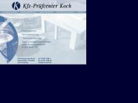 kfz-pruefcenter-koch.de