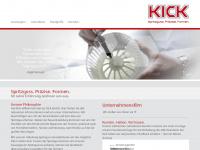 kick-werkzeugbau.de Webseite Vorschau