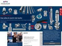 kieselmann.de Webseite Vorschau