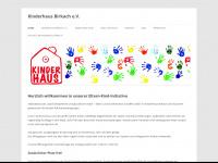 kinderhaus-birkach.de Webseite Vorschau