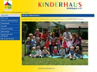 kinderhaus-boeblingen.de Webseite Vorschau