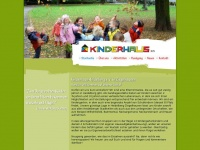 kinderhaus-heidelberg.de Webseite Vorschau
