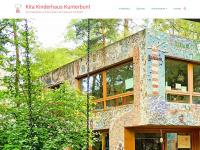 kinderhaus-kunterbunt.org Webseite Vorschau