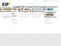 kip.de Webseite Vorschau