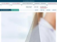 kirchapotheke.de Webseite Vorschau