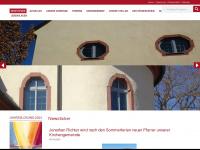 kirche-oberbaldingen.de Webseite Vorschau
