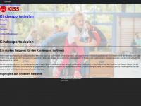kindersportschulen.de Webseite Vorschau