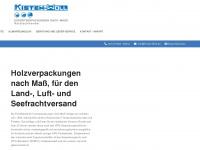 kisten-woll.de Webseite Vorschau