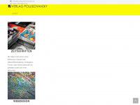 verlag-pollischansky.at Webseite Vorschau