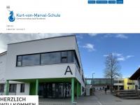 kvm-schule.de Webseite Vorschau