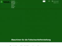 kvt-info.de Webseite Vorschau