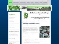 kvw-esslingen.de Webseite Vorschau