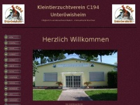 kzv-unteroewisheim.de Webseite Vorschau