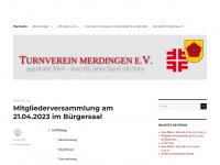 turnverein-merdingen.de