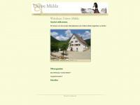untere-muehle-donautal.de Thumbnail