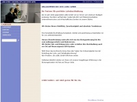 lobu.de Webseite Vorschau