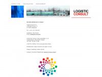logisticconsult.de Webseite Vorschau