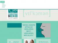 logopaediepfinztal-becker.de Webseite Vorschau
