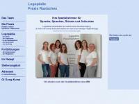 Logopaedie-raatschen.de