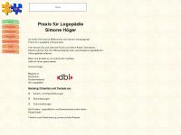 logopaedie-wagner.de Webseite Vorschau