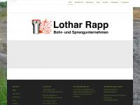 lothar-rapp.de Webseite Vorschau