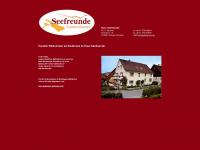 seefreun.de Webseite Vorschau