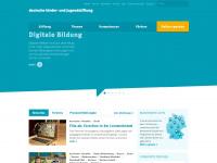 dkjs.de Webseite Vorschau