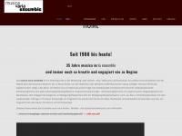musicavariaensemble.de