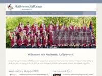 musikverein-stafflangen.de