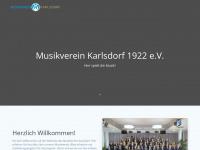 musikverein-karlsdorf.de