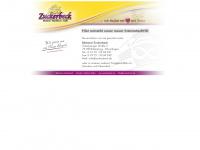 zuckerbeck.de Thumbnail