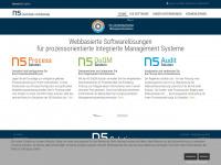n5-solutions.de Webseite Vorschau