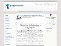 kirchengemeinde-neuweiler.de Webseite Vorschau