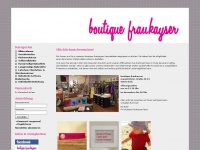 boutique-fraukayser.de