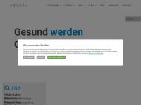 physio-graf.de Webseite Vorschau