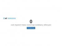 physiotherapie-halter.de Webseite Vorschau