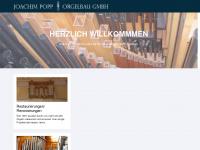 popp-orgelbau.de