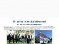 geno-immobilien.com Webseite Vorschau