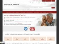 northwestpharmacy.com Webseite Vorschau