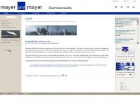 rechtsanwaelte-mayer.de