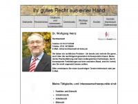 rechtsanwalt-dr-heinz.de