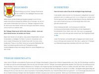 trv-fidelia.de Webseite Vorschau