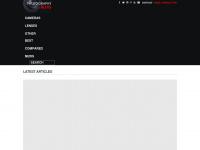 photographyblog.com Webseite Vorschau