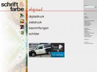 Schriftfarbe.de
