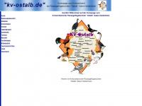 kv-ostalb.de Webseite Vorschau